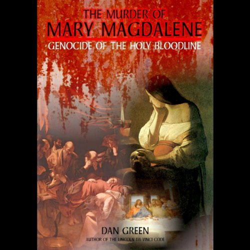 The Murder of Mary Magdalene audiobook cover art