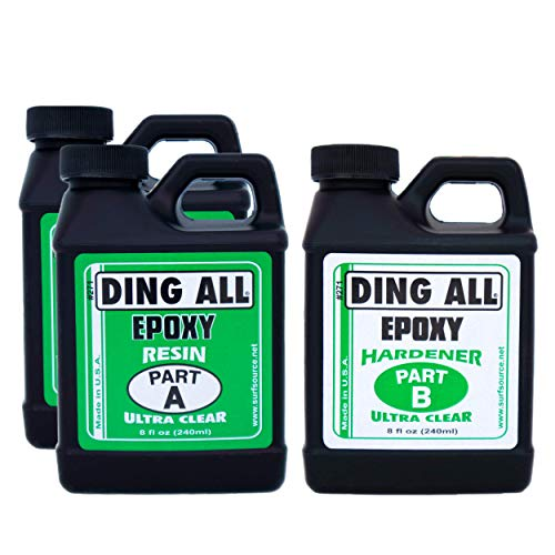 Ding All 24 Ounces Epoxy Resin Kit