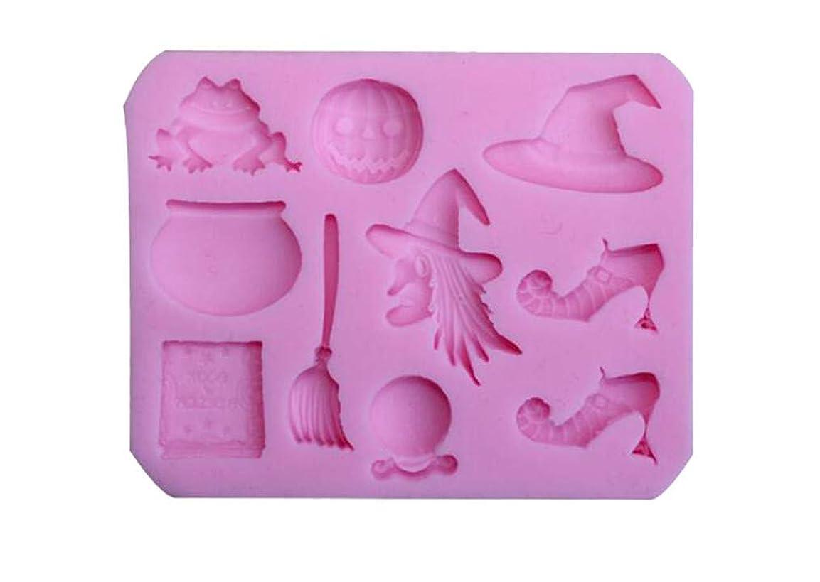 その後発揮する趣味Cngstar 鋳型 焼き菓子型 シリコーン製 ケーキ チョコレート 手作り石鹸モールド DIY 有能な主婦 手作り ハロウィン