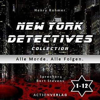 New York Detectives Titelbild