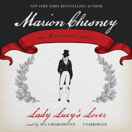 Lady Lucy's Lover audiobook cover art