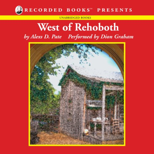 West of Rehoboth audiobook cover art