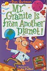 My Weird School Daze #3: Mr. Granite Is from Another Planet! Kindle Edition