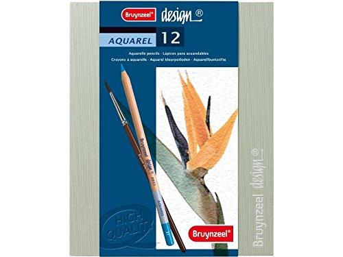 Bruynzeel Water Colour Pencils Box 12