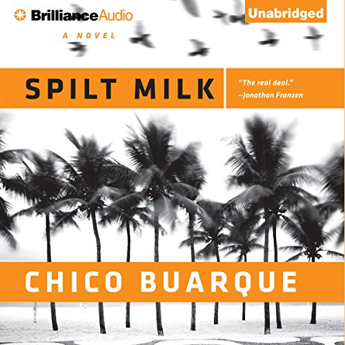 Spilt Milk audiobook cover art