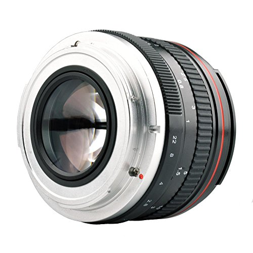 Read About gazechimp 50mm F1.4 USM Full-Frame Manual Fixed Focus Lens EF-Mount for Canon DSLR