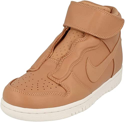 Nike - Hausschuhe de Piel para damen Beige Dusted Clay Dusted Clay Weiß