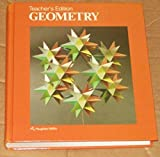 Geometry Tch edition by Jurgensen, Ray C. (1985) Hardcover -  Houghton Mifflin College Div