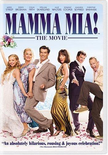 Mamma Mia! The Movie (Full Screen) by Meryl Streep