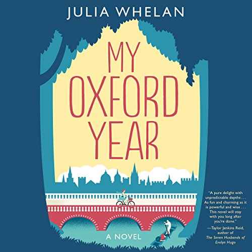 My Oxford Year Audiobook By Julia Whelan cover art