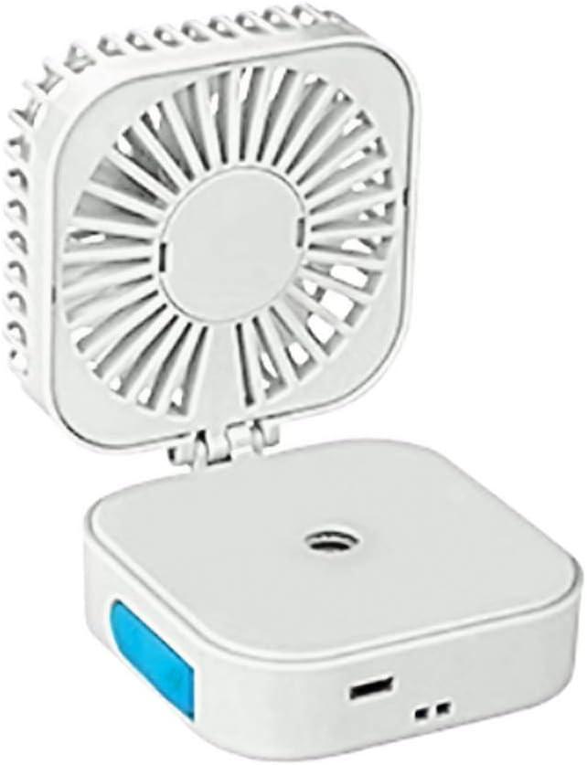 BlingGlow All items free shipping Mini USB Arlington Mall Desktop Fan Rotation 180° Adjustab Humidifier