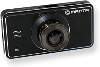 Manta MM 335 3 Coche Dash CAM (Full-HD, 12 MPX, GPS, HDMI)