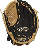 Rawlings Players Series Youth Baseball Glove, 10.5 inch, Right Hand Throw