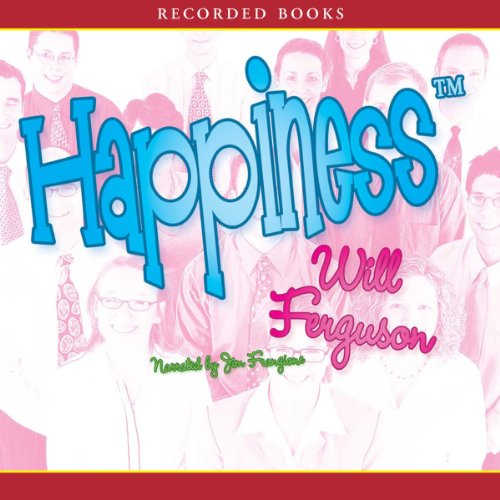 Happiness: The Novel Formerly Known as Generica audiobook cover art