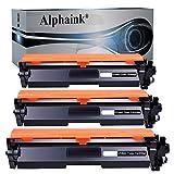 3 Toner Alphaink Compatibile(CON CHIP) con HP 94X CF294X 2800 copie per stampanti HP LaserJet Pro M118dw HP LaserJet Pro MFP M148dw/148fdw HP LaserJet Pro M149fdw Canon M257fn/M257fdn.