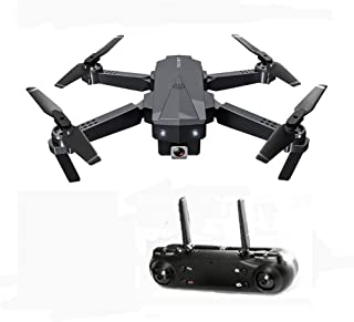 RC Mini Drone 4K WIFI FPV Single and Dual Camera HD Aerial GPS Foldable Quadcopter Height Maintain Remote Control Drones