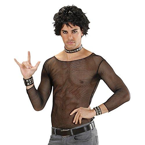 Widmann 7578 M ? Noir T-Shirt Secteur ou T-Shirt pour Homme dans Taille M/L