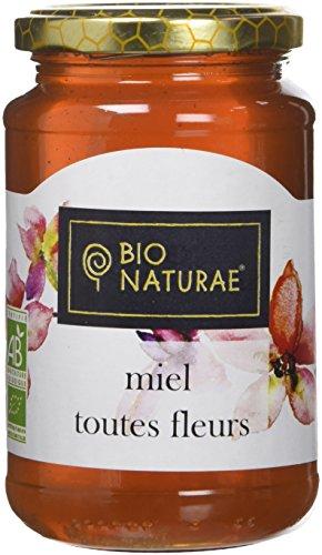 Bionaturae Miel Toutes Fleurs 500 g - Lot de 2