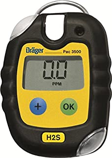 PAC-3500 H2S Gas Monitor