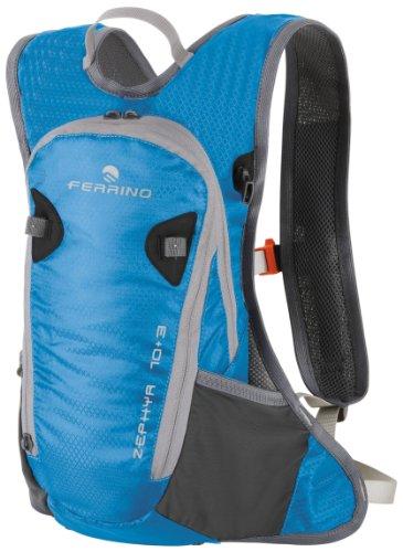 Ferrino Zephyr 10+3-Litre Backpack (Blue)