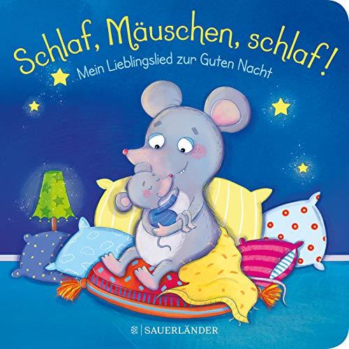 Schlaf, Mäuschen, schlaf! Mein Lieblingslied zur Guten Nacht