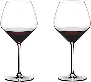 [正規品] RIEDEL リーデル 赤ワイン グラス ペアセット エクストリーム ピノ・ノワール 770ml 4441/07