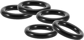 O-ring, svart PVC O-ring bevattning O-typ långtids-PVC för röranslutningar