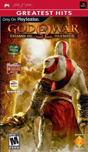 God of War: Chains of Olympus / Game - PlayStation Portable
