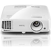 BenQ MS527 3D DLP Projector SVGA 800X600 3300 ANSI, 9H.JFA77.13E (SVGA 800X600 3300 ANSI)