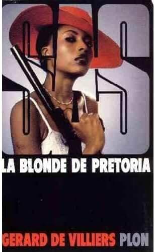 S.A.S - La blonde de Pretoria