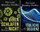 Ein Lord Bromley Thriller (Reihe in 2 Bänden)