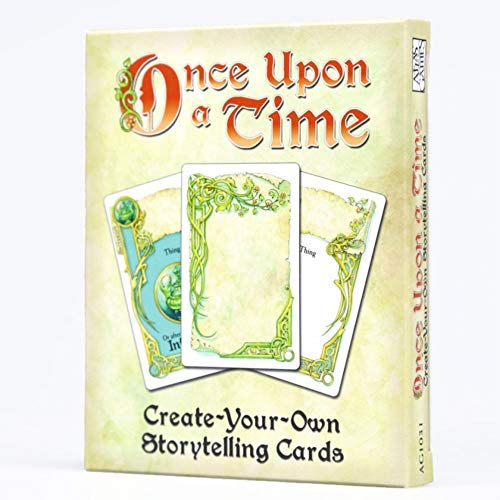 Atlas Games ATG01031 - Once Upon a Time: Create your Own