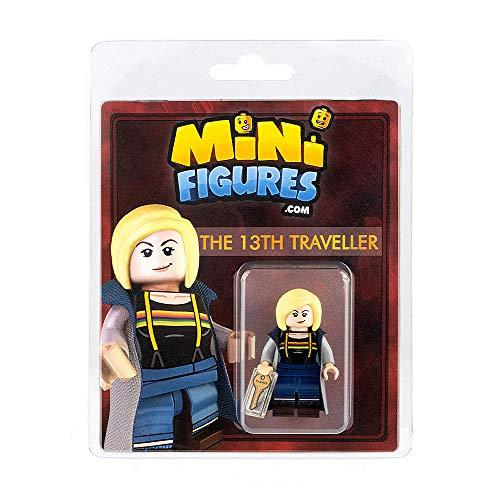 Custom Design Minifigure - The 13th Traveller