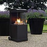 Faber TheBUZZ - Chimenea de gas para exteriores