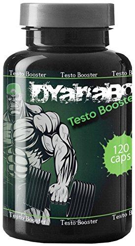 Dyanabol Testo Booster 120 Kapseln Natürlicher Testosteron Booster Bodybuilder Männer Markenartikel Hochdosiert Nahrungsergänzungsmittel Hohe Reinheit Qualität Mit Beta Ecdysterone