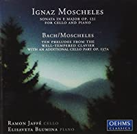 Son Vc/Transcriptions With Cello/10 Preludes from