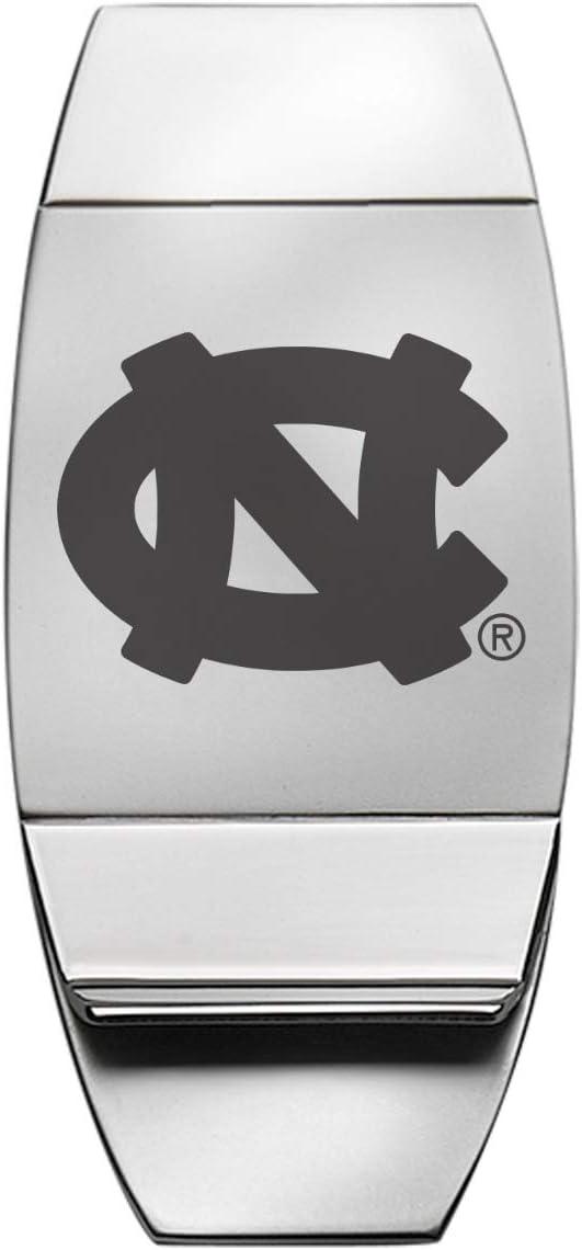 LXG University of North Carolina - Two-Toned Money Clip