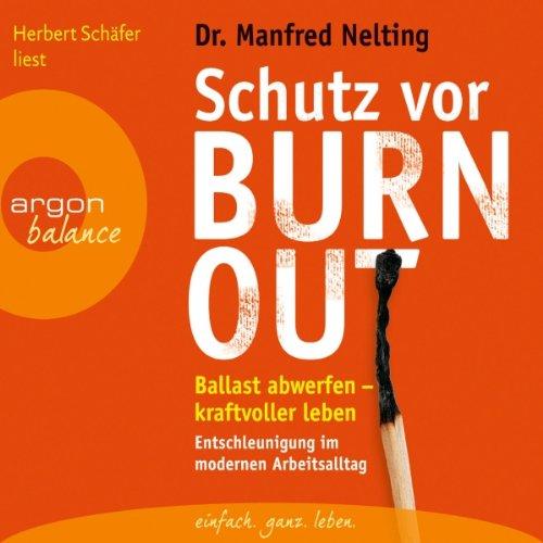 Schutz vor Burn-out Titelbild