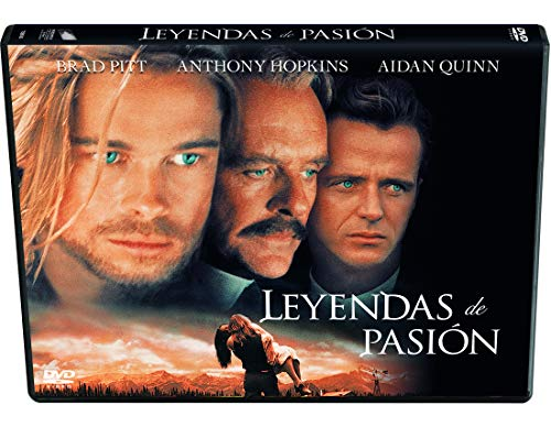Leyendas De Pasion - Edición Horizontal [DVD]