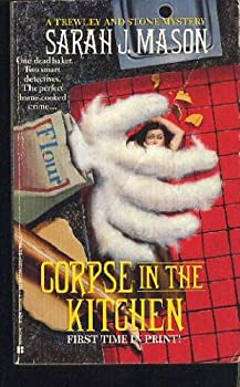 Corpse in the Kitchen 0425140067 Book Cover