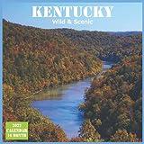 Kentucky Wild & Scenic Calendar 2022: Official US State Kentucky Calendar 2022, 16 Month Calendar 2022