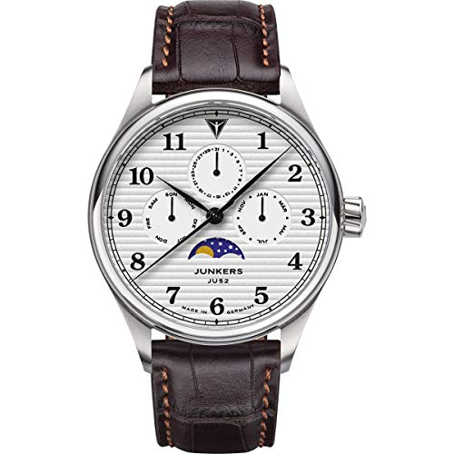 Junkers Armbanduhr 9.33.01.03 Herrenuhr