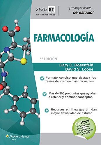 Farmacología: Serie Revision de temas (Board Review Series) (Spanish Edition)