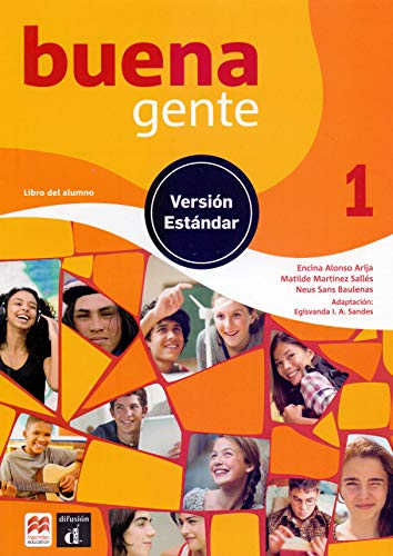 Buena Gente - Libro Del Alumno Estândar (Volume 1)