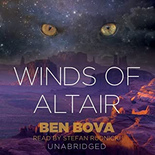 The Winds of Altair audiobook cover art