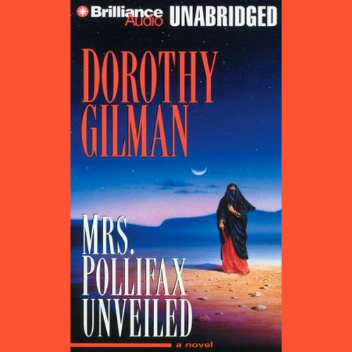 Mrs. Pollifax Unveiled  cover art