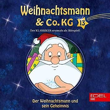 Folge 13: Der längste Tag / Der Weihnachtsmann und sein Geheimnis (Das Original-Hörspiel zur TV-Serie)