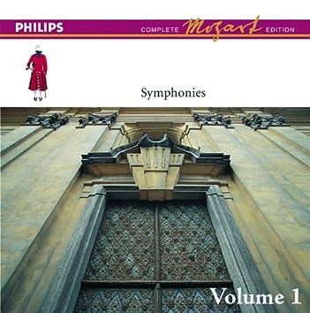 Mozart: The Symphonies, Vol.1 (Complete Mozart Edition)
