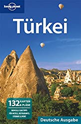 Cover des Lonely Planet Türkei