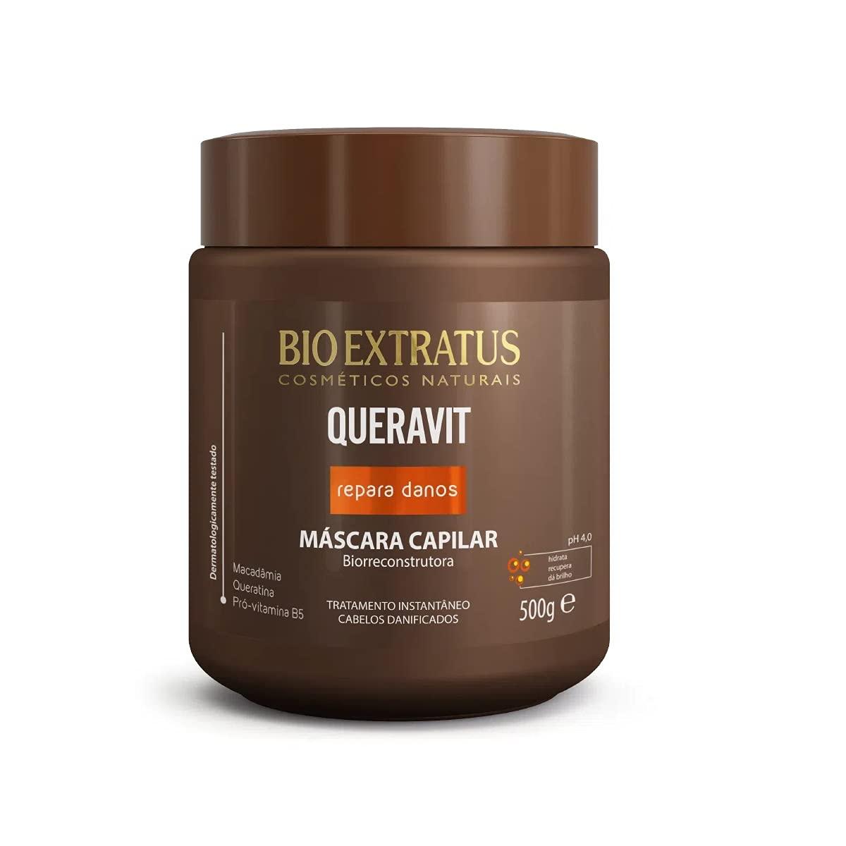Linha Queravit Tratamento San Antonio Mall Instantaneo Special price Bio C Extratus Mascara -